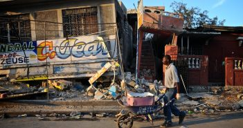 Recovery Efforts in Haiti