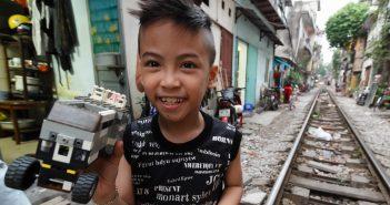 How Children of Vietnam Helps Vietnamese Youth Fight Poverty
