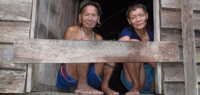 How the Art of Weaving Gives New Life to the Penan Tribe