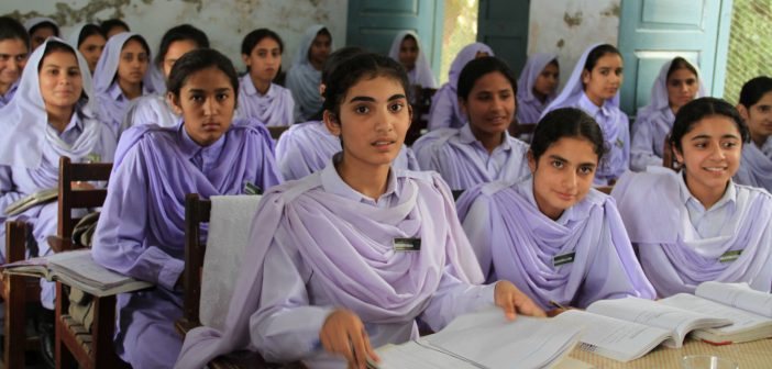Hunar Ghar helps women in Pakistan have better access to education and other resources.
