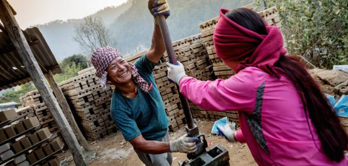 Build Up Nepal