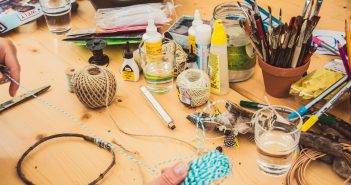 Crafting for a Cause by Donating Handmade Items