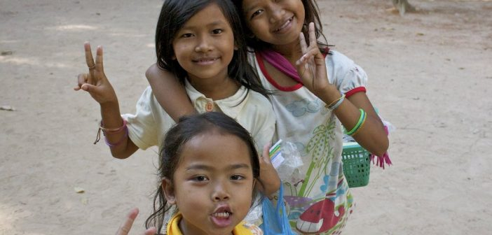 Working Toward Cambodian Education System Reform