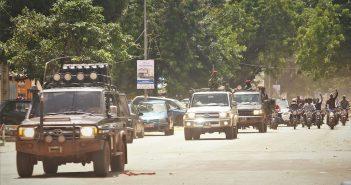 Guinea's Coup d'état